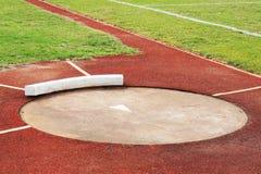 Estadio atlético Imagen de archivo