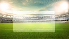 Estadio Bangalore de Chinnaswamy fotos de archivo libres de regalías