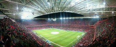 Estadio Bilbao de San Mames imágenes de archivo libres de regalías