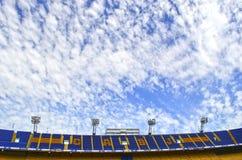 Estadio Bombonera. Estadio del club Boca Juniors royalty free stock images