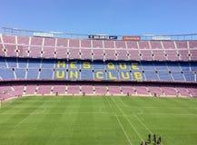 Estadio Camp Nou fotos de archivo