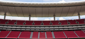 Estadio Chivas stock photography