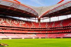 Estadio da Luz, domowy stadium dla S (stadium of light) L ben Zdjęcia Royalty Free