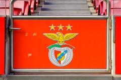 Estadio da Luz, domowy stadium dla S (stadium of light) L ben Zdjęcie Royalty Free