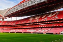 Estadio da Luz, domowy stadium dla S (stadium of light) L ben Fotografia Stock