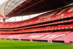 Estadio da Luz, domowy stadium dla S (stadium of light) L ben Zdjęcie Stock