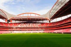 Estadio DA Luz (Stadium of Light), estadio casero para el S L ben Fotografía de archivo libre de regalías
