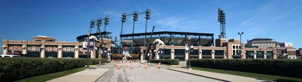 Estadio de béisbol imagenes de archivo