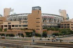 Estadio de béisbol del parque de Petco imagen de archivo