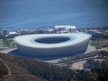 Estadio de Cape Town Fotos de archivo