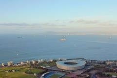 Estadio de Cape Town Foto de archivo