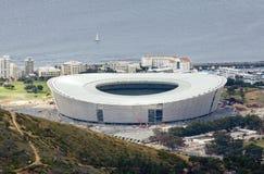 Estadio de Ciudad del Cabo Fotos de archivo