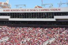 Estadio de Doak Campbell foto de archivo libre de regalías