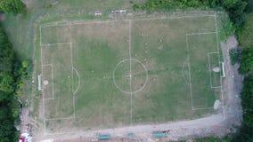 Estadio de fútbol metrajes