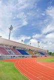 Estadio de fútbol Imagen de archivo