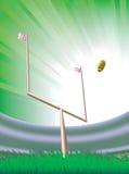 Estadio de fútbol americano. Imagenes de archivo
