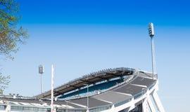 Estadio de fútbol de Ullevi Imágenes de archivo libres de regalías