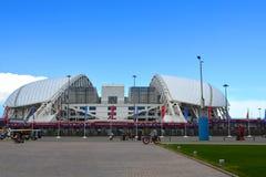 Estadio de fútbol Fisht en Sochi, Rusia Foto de archivo libre de regalías