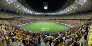 Estadio de fútbol nacional de la arena Fotografía de archivo libre de regalías