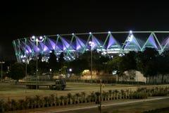 Estadio de Jawahar Lal Nehru, Nueva Deli imágenes de archivo libres de regalías