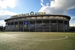 Estadio de la arena de Commerzbank en Francfort Fotografía de archivo