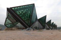 Estadio de la cañería de Shenzhen Universiade Imagen de archivo libre de regalías