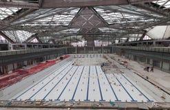 Estadio de la cañería de Shenzhen Universiade Foto de archivo