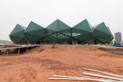 Estadio de la cañería de Shenzhen Universiade Imágenes de archivo libres de regalías