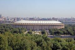 Estadio de Luzhniki Fotos de archivo libres de regalías