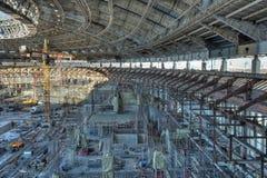 Estadio de Luzhniki Imágenes de archivo libres de regalías