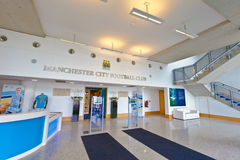 Estadio de Manchester City Foto de archivo