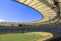 Estadio de Maracanã Imagen de archivo