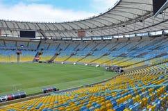 Estadio de Maracana Fotos de archivo libres de regalías