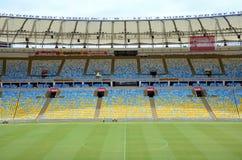 Estadio de Maracana Foto de archivo libre de regalías