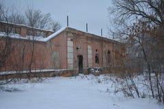 Estadio de Monolit, Stalingrad Fotografía de archivo