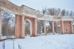 Estadio de Monolit, Stalingrad Imagen de archivo libre de regalías