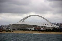 Estadio de Moses Mabhida fotos de archivo