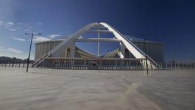 Estadio de Moses Mabhida, la FIFA, taza de mundo 2010   Imagen de archivo libre de regalías