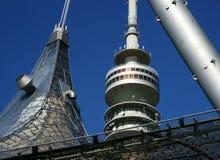 Estadio de Munich Imagen de archivo