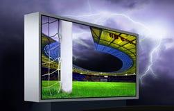 Estadio de Olimpic Foto de archivo libre de regalías