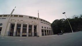 Estadio de Pacaembu, SP el Brasil de Sao Paulo