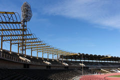 Estadio de Plovdiv Imagen de archivo