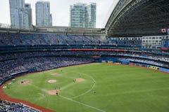 Estadio de Toronto Imágenes de archivo libres de regalías