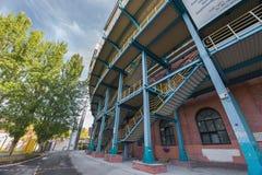 Estadio del Ara de Renato Dall ' Imagen de archivo libre de regalías