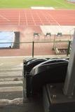 Estadio del atletismo Fotografía de archivo libre de regalías