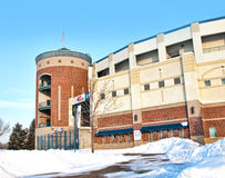 Estadio del banco de NBT Fotos de archivo libres de regalías