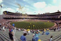 Estadio del condado, Milwaukee, WI Fotografía de archivo libre de regalías