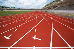 Estadio del deporte. fotografía de archivo libre de regalías