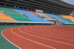 Estadio del deporte Fotografía de archivo libre de regalías