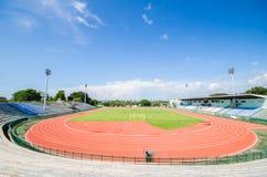 Estadio del deporte Fotos de archivo libres de regalías